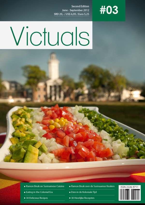 Victuals - Edition 3