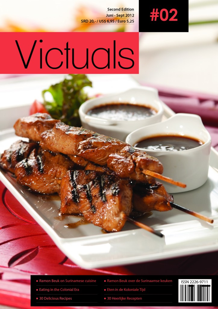 Victuals Magazine – Edition 02