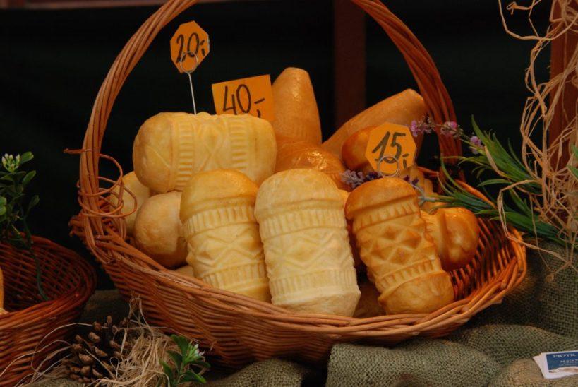 Oscypek Cheese