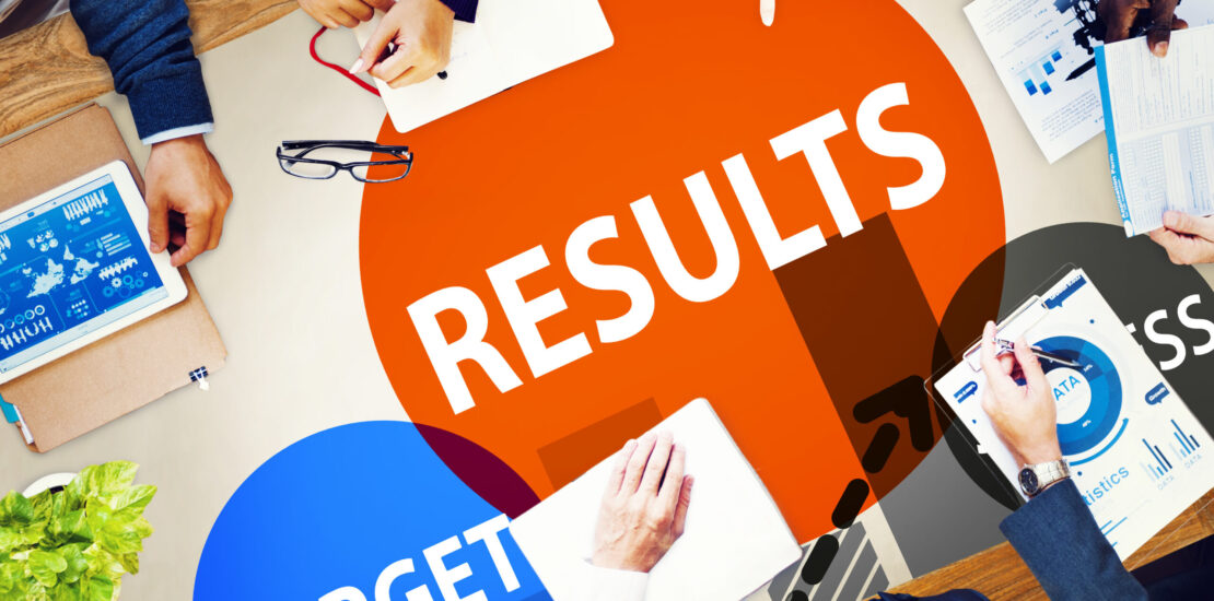 Results Target Success Planning Strategy Progress Concept