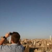 Old Sana'a, an endangered UNESCO heritage site; Al Arabiya/AFP