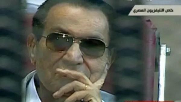 7e5e4126 9521 485d 901a bcf86e2716a5 16x9 600x338 مبارک: انقلاب مصر از سال ۲۰۰۵ به وسیله آمریکا آغاز شد
