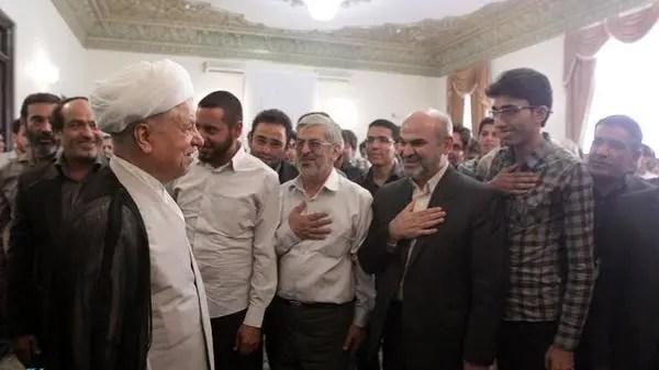 9a221813 f756 4ad2 9d75 cb93a317c00d 16x9 600x338 رفسنجانی: اگر ۸ سال ریاست احمدی نژاد نبود اکنون ایران جزو کشورهای مقتدر بود