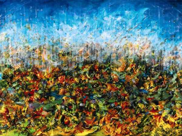 Contemporary Art Paintings Images