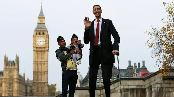 the world s tallest