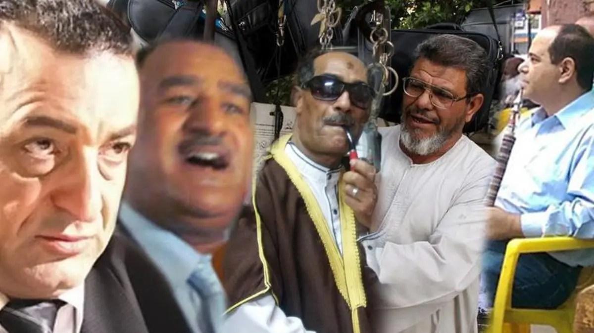 أشباه رؤساء مصر تلاحقهم الشهرة واللعنات