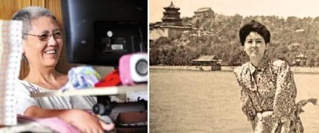 دونغ الصينية زمن الشباب، وحاليا أثناء المرض النادر