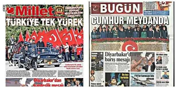 صحف تركية