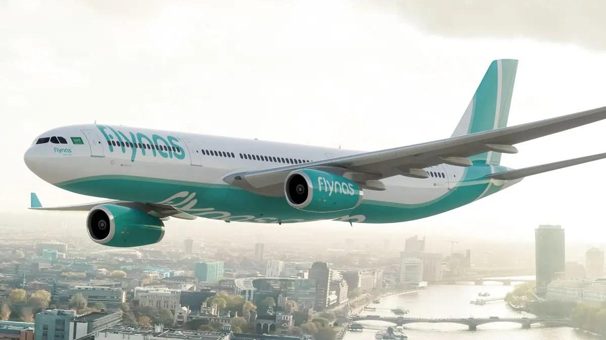 طيران ناس تكافئ مستخدمي تطبيقها بخصم 30 على رحلاتها