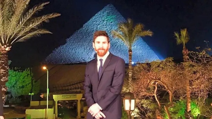 Messi Speaks Highly Of Egypt After Visit 6