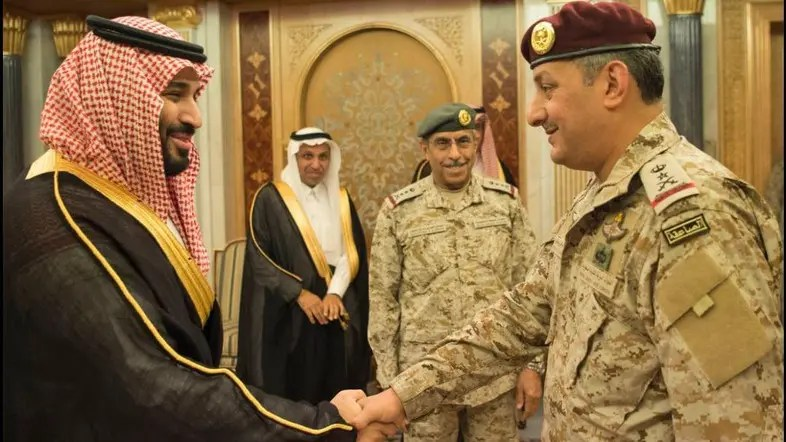 Saudi Deputy Crown Prince Grants Ground Forces Chief New