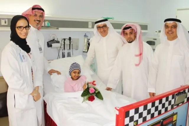 ماذا قالت أول سعودية تدير مستشفى تخصصيا