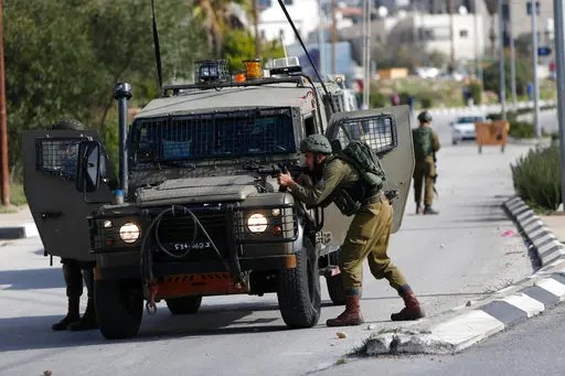 من الجيش الإسرائيلي