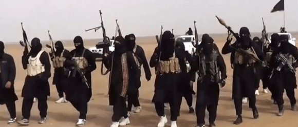 ISIS operatives in Iraq