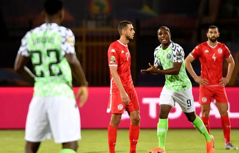 """نيجيريا تتجاوز تونس محققة """"برونزية"""" كأس إفريقيا"""