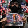Hong Kong Protesters Urge Trump To Liberate Their City