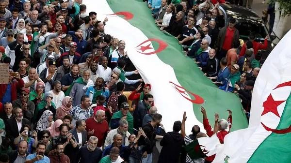Algeria court seeks one-year sentence for protest leader | Al ...