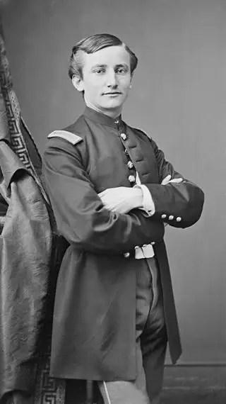 صورة لجون كليم عام 1867