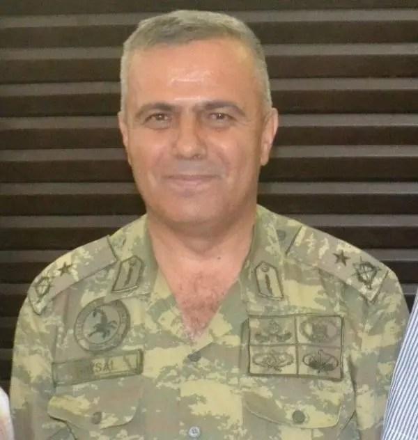 Turkish leader Khalil Sweissel