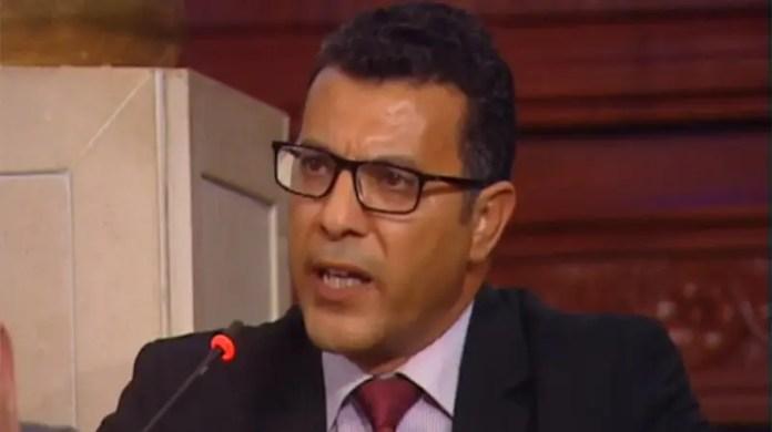 Tunisian MP, Mounji Rahoui