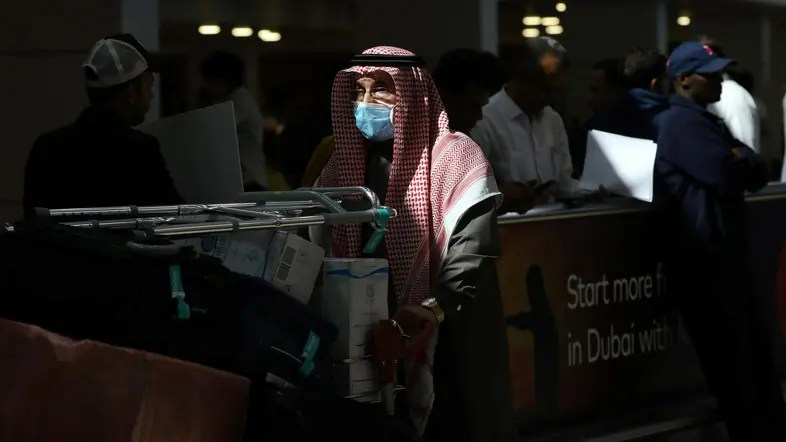 Saudi Arabia monitoring all passengers arriving from China for ...