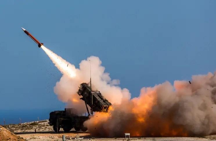 A US Patriot missile defense unit in action. (File photo: AP)