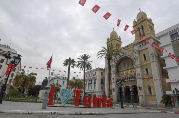 Tunisia - France Press