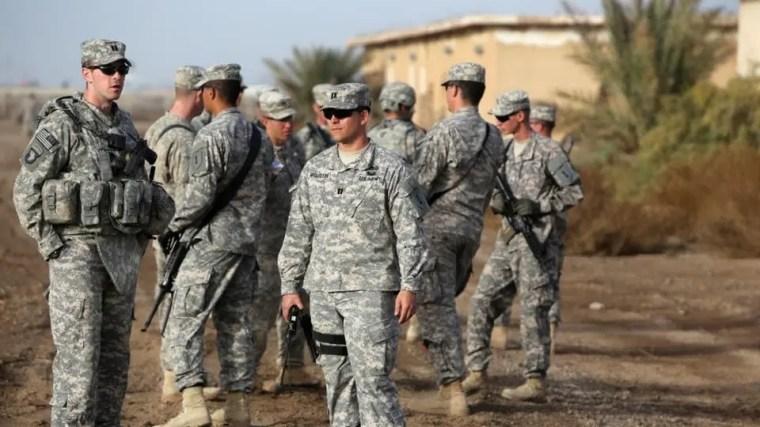 عناصر من القوات الأميركية في العراق (أرشيفية)