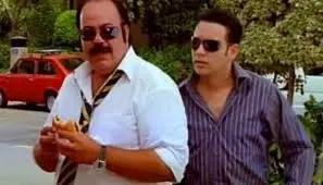 Mustafa Qamar and Talaat Zakaria from the movie
