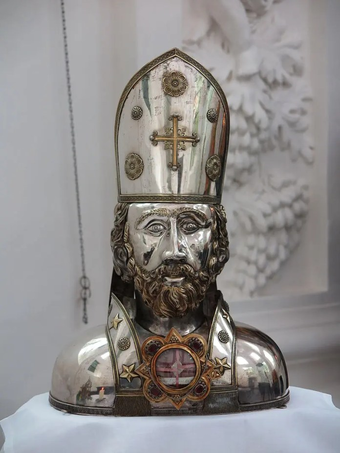 Bust of Cyprianus