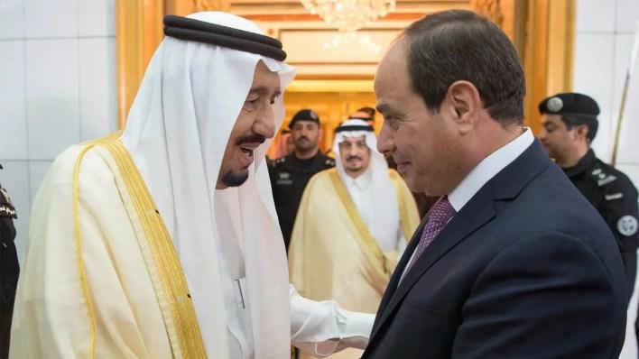 Saudi Minister: Security of Egypt, Saudi Arabia 'indivisible' amid tensions in Libya | Al Arabiya English