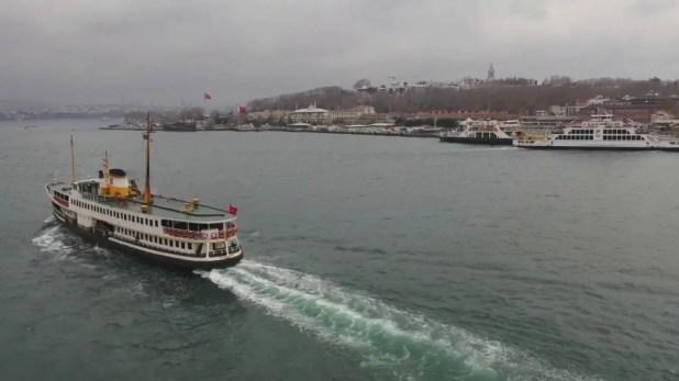 قناة اسطنبول المائية