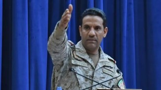 Arab Coalition intercepts Houthi attack on Saudi Arabia; fourth in less than 24 hours