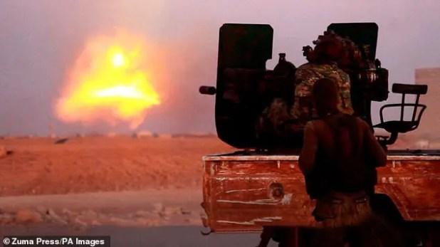 عناصر من القوات البريطانية الخاصة في العراق