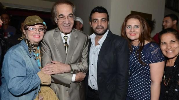 عائلة محمود ياسين الفنية