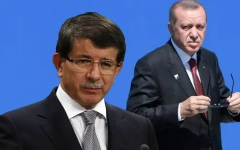 أردوغان وداوود أوغلو