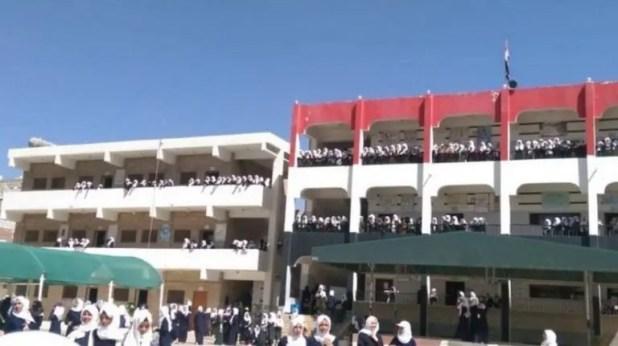 إحدى المدارس في صنعاء (أرشيفية)