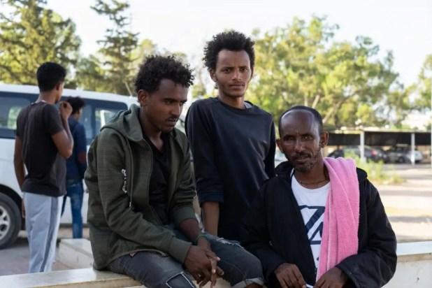 مهاجرون في طرابلس - أرشيفية