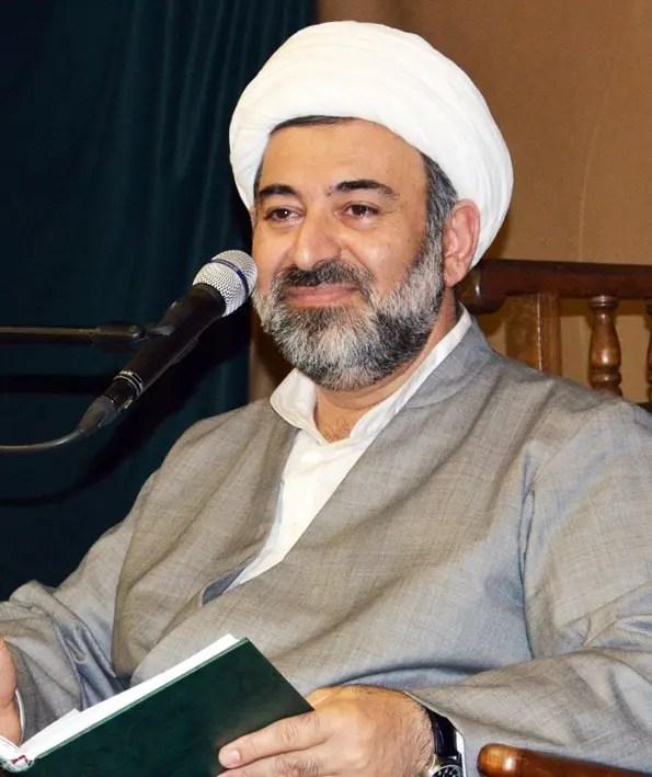 محمود خليل زادة رئيس المركز الإسلامي الايراني في هامبورغ