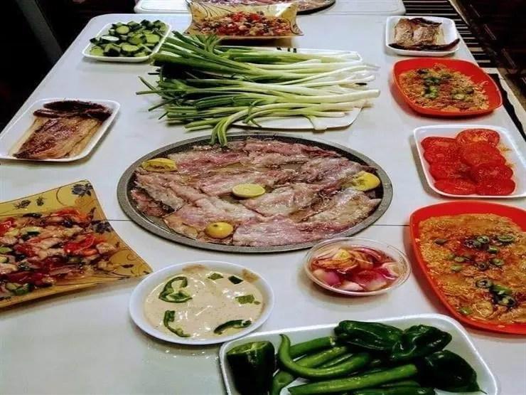 مأكولات شهيرة في شم النسيم