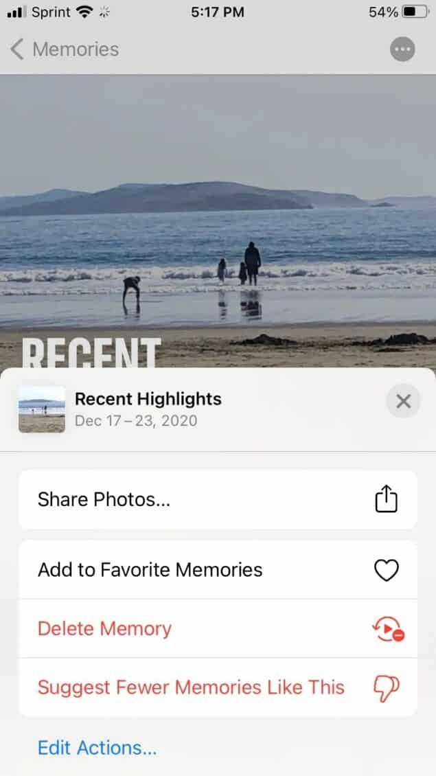 شرح التحكم في خاصية الذكريات في فيسبوك