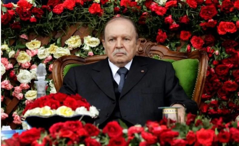 عبدالعزیز بوتفلیقه، رئیس جمهوری پیشین الجزایر