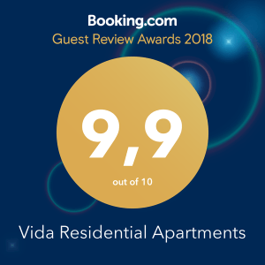 Vida residential apartments nafplio booking.com reviews 2019