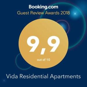 Vida residential apartments nafplio booking.com reviews 2019
