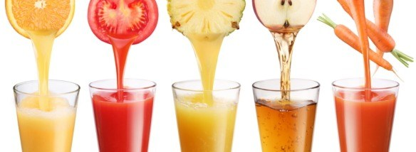 Smothies de frutas, alimentación sana para el verano
