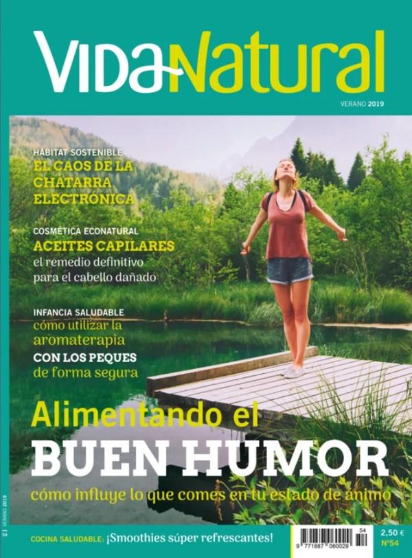 Revista Vida Natural verano 2019
