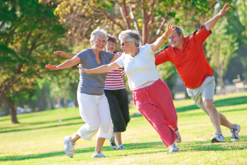 correr en tercera edad correr en adultos mayores correr
