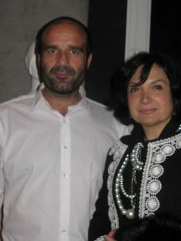 "Guillermo Lopez y Amparo Fernandez ""Fundacion Fashion art Panama"""