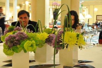 Hotel Palace guests Rafael Granados