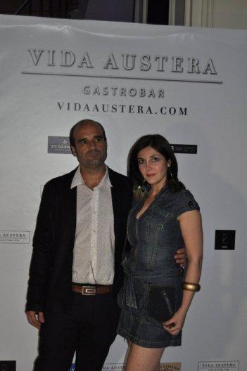 Guillermo Lopez y Espido Freire